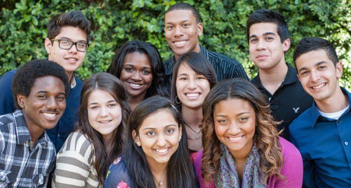 High school college-bound students
